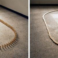 118 tacos de madera, de  Mauro Trastoy