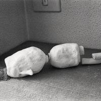 Sen título (Materia gris), de  Óscar Villán