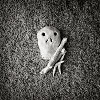 Sentado sobre los muertos, de  Óscar Villán