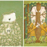 El rey oso blanco, de  Óscar Villán