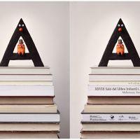 Cartel Saló del Llibre Mollerussa, de  Óscar Villán
