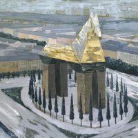 Atalaya Goethe III, de  Xesús Vázquez