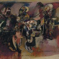 Afluentes 68. A figuración na arte galega desde os anos setenta