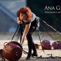 Ana Gesto. Taller de iniciación á performance