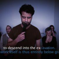 Serie Desplazamientos de la lectura. An expanded song