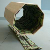 No hagas cosas pesadas que después tienes que cargar con ellas. Camouflage