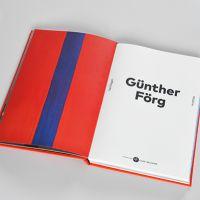 Günther Förg. Verfolgen Malerei