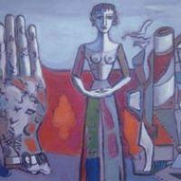 Juan Barreto. En torno a Galicia. Pinturas, cartas, construcciones