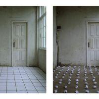 """Sen Título. Da serie """"Dípticos de lo mismo"""". , de  Rubén Ramos Balsa"""