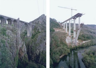Bridge Nº I & II. Gundián