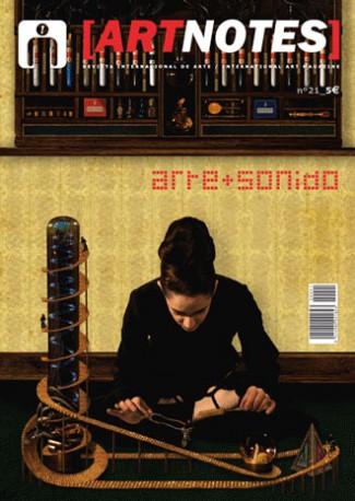 ART NOTES nº 21 - 2008 Maio>Xuño