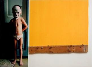 Ivo y cuadrado amarillo