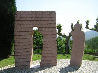 Monumento ás vítimas da represión