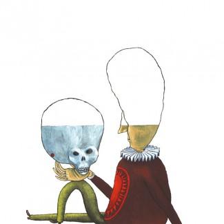 Hamlet en la galería